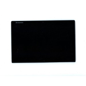 """LCD Screen And Touch Screen For Tablet With Frame Miix 3-1030 Tablet (Lenovo) 10.1"""" Black 5D10H11016"""