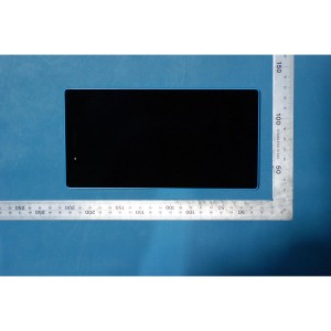 "LCD Screen And Touch Screen For Tablet With Frame Lenovo Tab 3 TB3-730X ZA130272IL 7.0"" Black 5D68C05758"